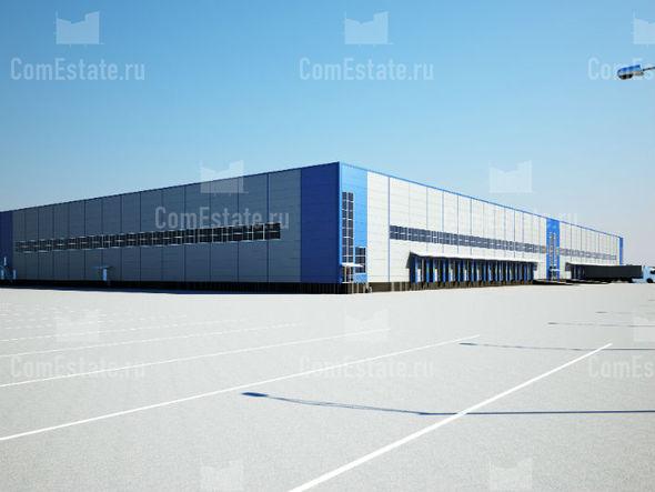 ВСаларьево появится торгово-складской центр